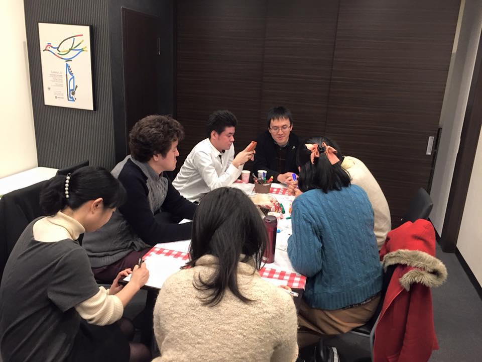 田町_201601勉強カフェ対話部